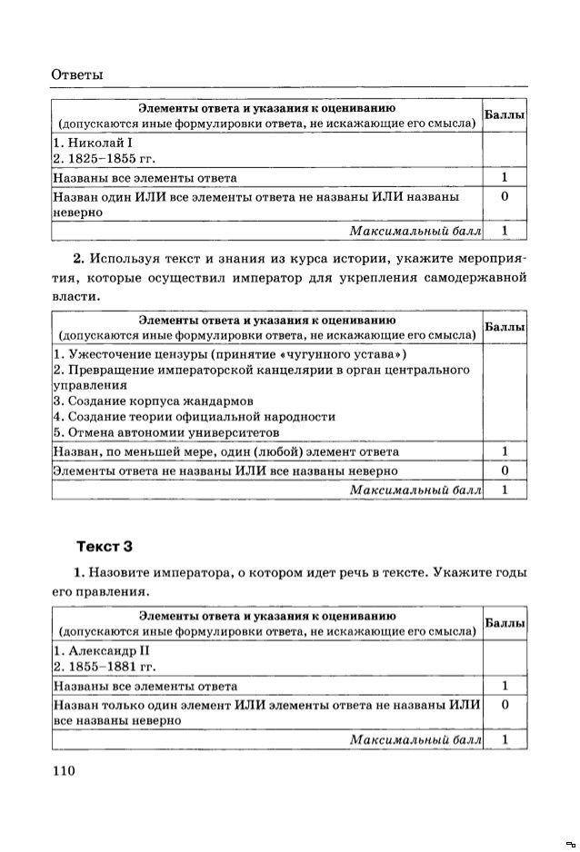 Гдз по истории россии 8 класс данилов спиши.ру